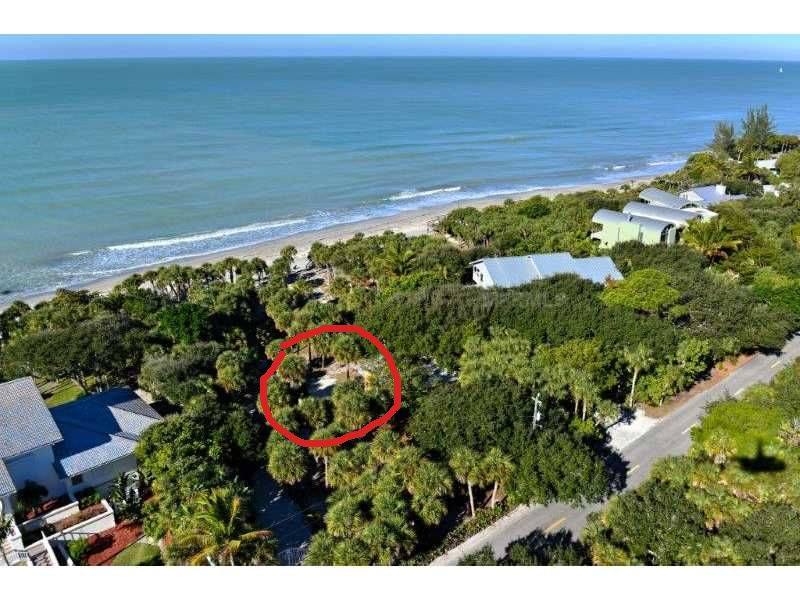 True Beachfront Beach House On Private 49633 Englewood Florida