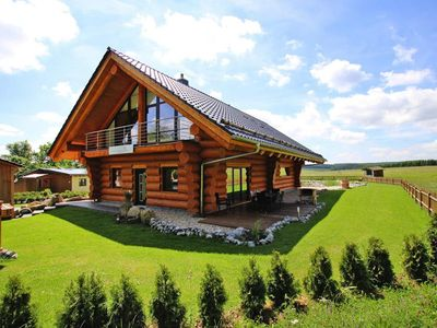 Photo for Chalet Waldblick, Tanne  in Harz - 8 persons, 3 bedrooms