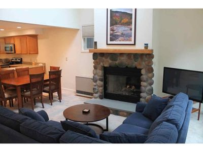 Photo for Newly renovated condo in Loon Resort, the Heart of the White Mountains