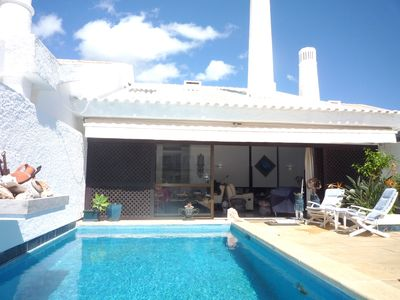 Photo for Villa In Vilamoura With Private Pool And Garden
