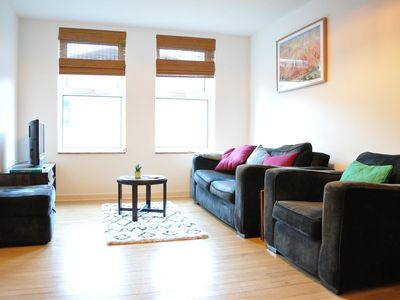 Photo for Central 1 Bedroom Apartment With Parking