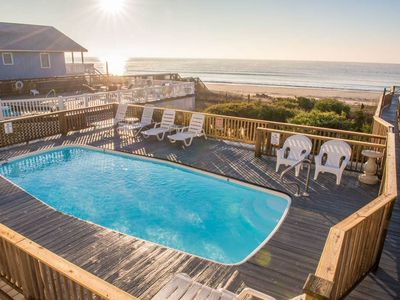 Photo for Oceanfront - 9 Bedrooms with private pool