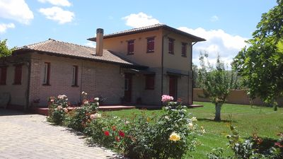 Photo for Traditional Beautiful Villa located few step away from Milos Beach !
