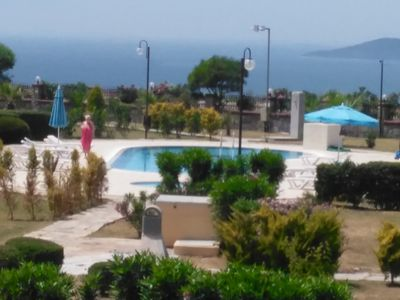 Photo for Flamingo-Country-Club Apt. (D) to Daily Rent in Bodrum Peninsula, Turkey