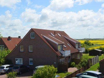 Photo for Dream vacation in Norddeich quiet but central location right on the dike!