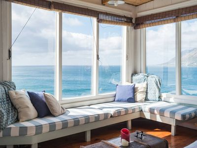 Photo for Whale Cove Cottage - Watch the ocean from your bed