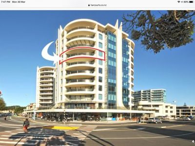 Photo for Mt Maunganui BEACHFRONT. Absolute Privacy.