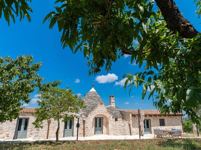 Photo for JUST RENOVATED Trullo Felicità - SPECIAL DEAL