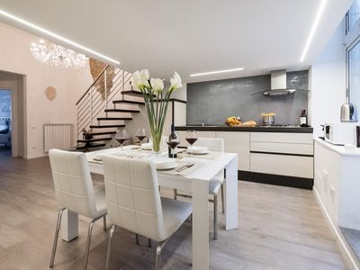 Silver Novella Luxury Apartment - new - ideal for families - in the city center