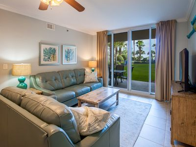 Photo for Waterscape C205 ~ Designer Remodeled ~ Ground Level Walk Out to Water Oasis ~ Wow!