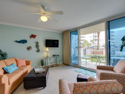 Photo for Closest Ground Floor 1 BR Courtyard Walkout to Upper Pool~Sleeps 6 Comfortably