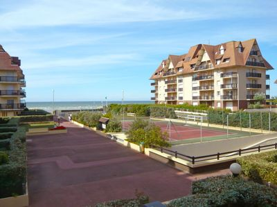 Photo for Apartment Les Normandières in Cabourg - 4 persons, 1 bedrooms