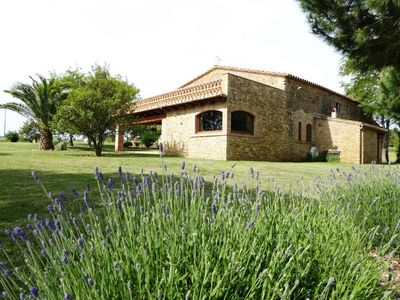 Photo for Charming Rural House nearby Girona-Begur-Pals-Barcelona