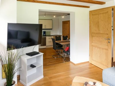 Photo for Beautiful apartment for 4 people with WIFI, TV, balcony and parking