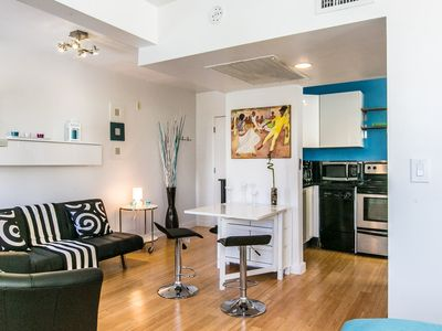 Photo for Gorgeous and Modern Studio with Private Balcony in South Beach