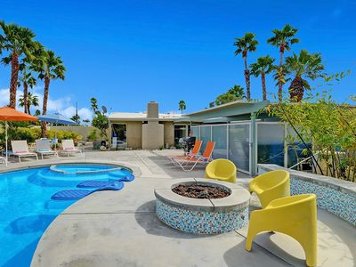 Photo for Redone and Updated Mid-Century Home in Palm Springs