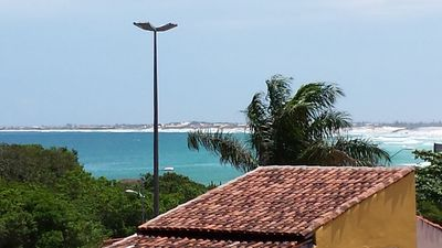 Photo for Apartment with beautiful sea view 100 m from the beach and close to the city center.