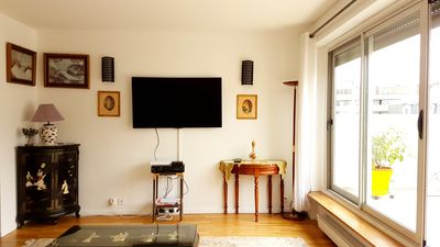 Photo for APARTMENT ELEGANT AND FULL OF CHARM