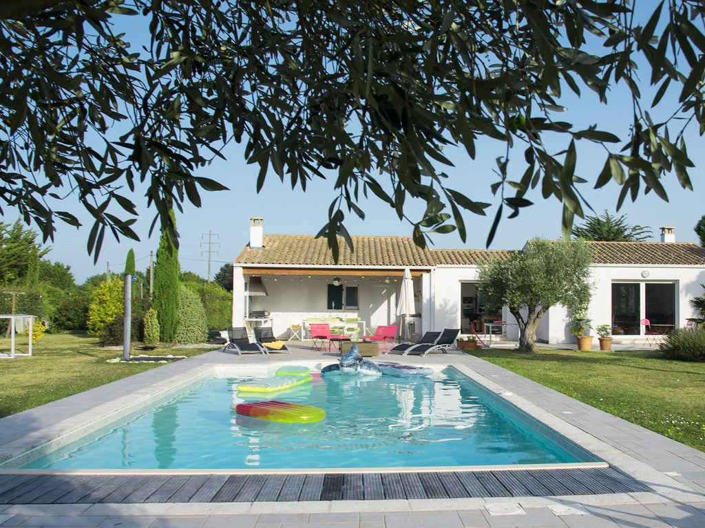 Property Image#1 Villa Between Dolus And Rémigeasse, 4000m2 Garden, Heated Swimming  Pool