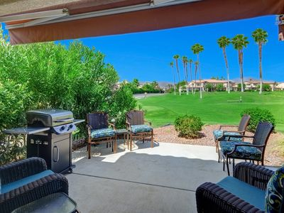 Photo for Palm Royale Home On Golf Course W/ Mountain Views
