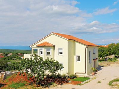 Photo for Apartment in Vrh, Island Krk, Croatia for 4 persons