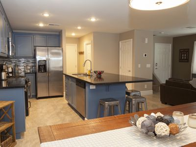 Photo for Private modern house 10 min to Red Rock, Summerlin, and the Strip!