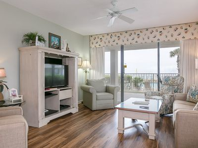 Photo for Summer Availability - Won't last long! Book now at Pelican Pointe #106!