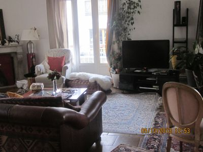 Photo for 3BR Apartment Vacation Rental in le pré ST Gervais