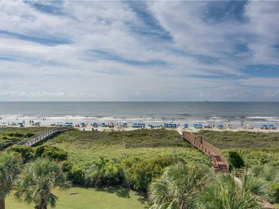 Photo for Book Soon For New Lower Rates! Beach Front Location and Amazing Ocean Views!