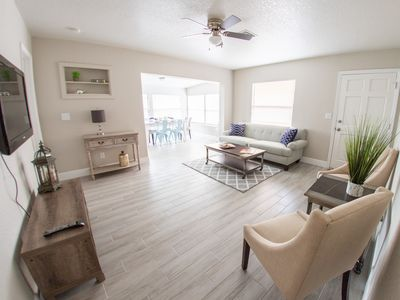 Photo for 3 BD Remodeled Clean Place Close to Beaches Parks