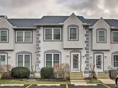 Photo for NEW! Townhome w/Deck By Rehoboth Beach & Boardwalk