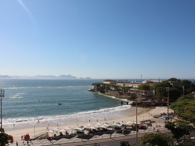 Photo for Three Luxury Suites on Copacabana Beach