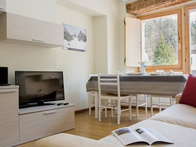Photo for Sorapis apartment in Belluno with private parking & lift.