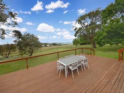 Photo for Beautifully renovated, 1/2 acre property with fantastic wildlife