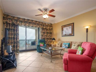 Photo for Grand Pointe 707: 2 BR / 2 BA condo in Orange Beach, Sleeps 6