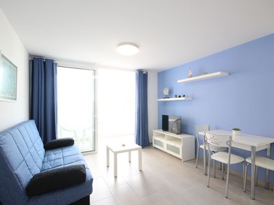 Photo for Apartment with terrace in Playa de Las Americas