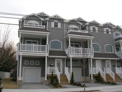 Photo for Spacious townhome near convention center & beach & boardwalk