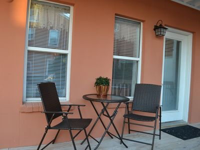 Photo for Picture Perfect Studio, updated 1st floor @ Ocean Inn on IOP, dog-friendly
