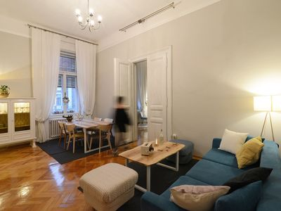 Photo for ★ No.8: Lovely & Cosy ★ 3-room | Heart of the City