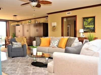 Spectacular Ocean Views from all 3 lanai's~Family friendly~Free WIFI,Gym,Parking