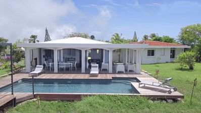 Photo for A spacious villa under the trade winds