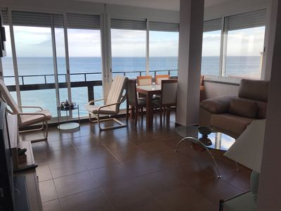 Photo for Stunning views to the sea / Fuengirola Apartment