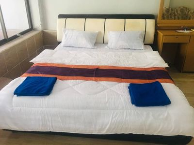 Photo for Luxury living in budget prices near Walking Street - Suite 2
