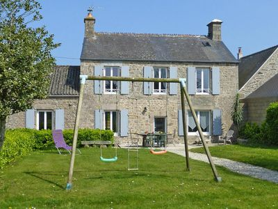 Photo for holiday home, Montfarville  in Manche - 8 persons, 4 bedrooms