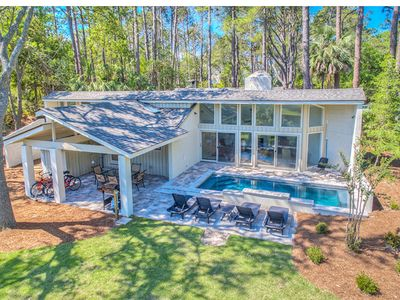 4 Merganser Court -Private Pool, Fido Friendly & Quick Walk to Beach/Marina