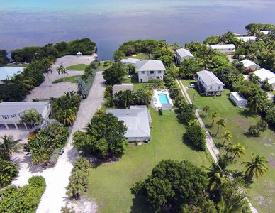 Photo for Cottage with Pool and Dockage, just minutes to Key West