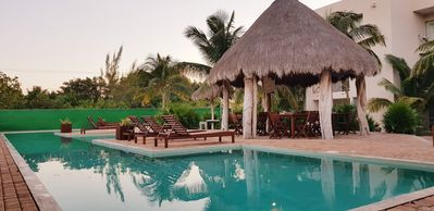 Photo for Spend your holidays in the New Apartment Luxury Condo in Progreso Yucatán
