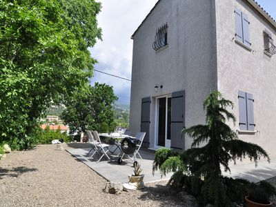 Photo for Grasse, Cote d'Azur, French Riviera - House Independent - nature - holidays