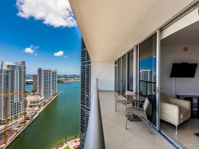 5 Star Luxury @ Icon Brickell and W Hotel Free Spa - Bay and Ocean Views
