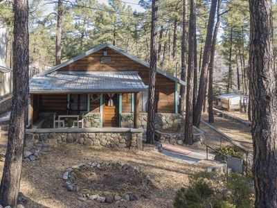 Darling Cabin minutes to Downtown Prescott- Willow Pines